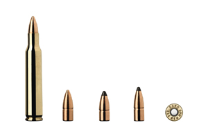 Munition Sako 222 Rem Mag