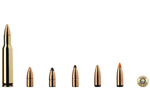 Munition Sako 222 Rem