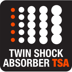 300x300 Franchi Twin Shock Absorber TSA