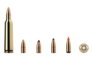 Munition Sako 22-250 Rem