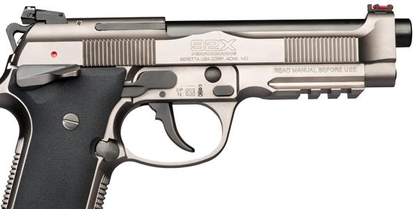Pistole Beretta 92X Performance